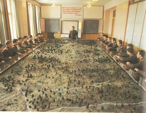 Soviet officer school: