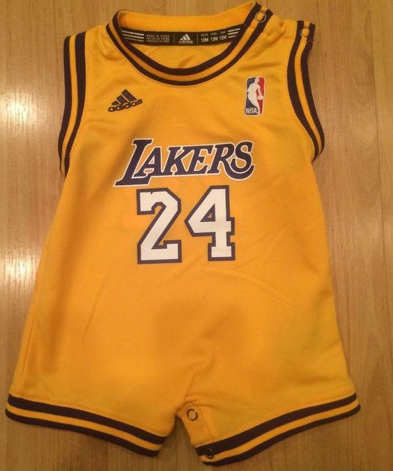 priwkr Adidas Kobe Bryant #24 Los Angeles Lakers #NBA Jersey Baby/toddler