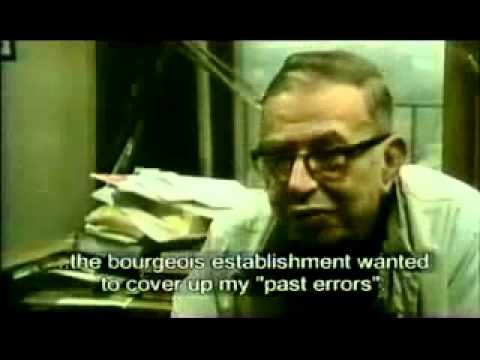 October 22, 1964: Jean-Paul Sartre Becomes the First Person to Decline the Nobel Prize | Brain Pickings