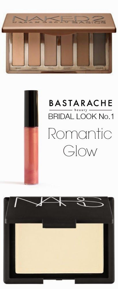 Best Products for a Romantic Glow bridal look, hand pick by a pro makeup artist!