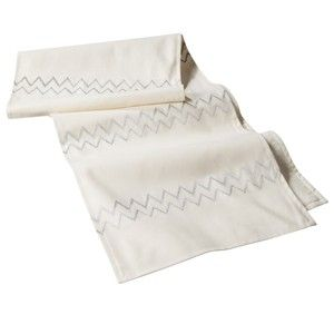 MudHut™ Zig Zag Table Runner
