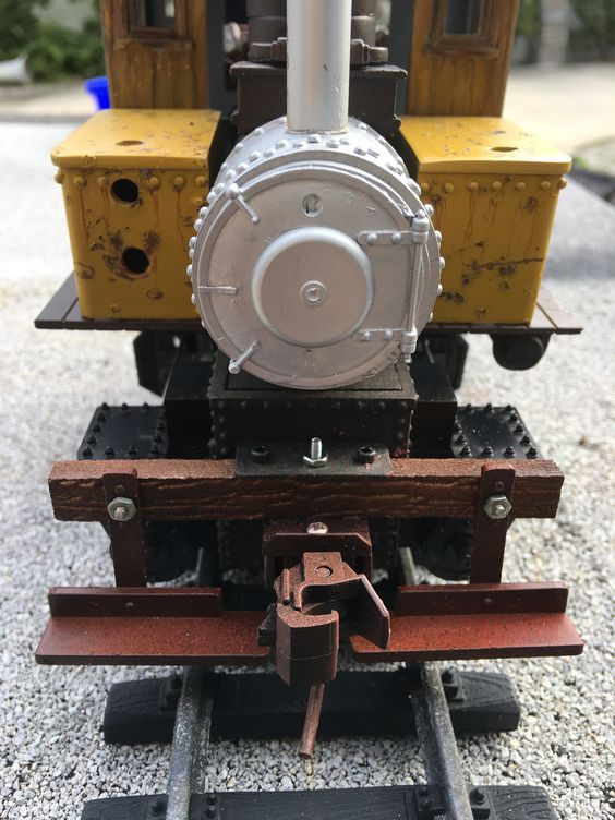 front coupler
