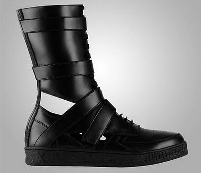 WERQ!: Projections:Givenchy Mens Shoes S/S 2010