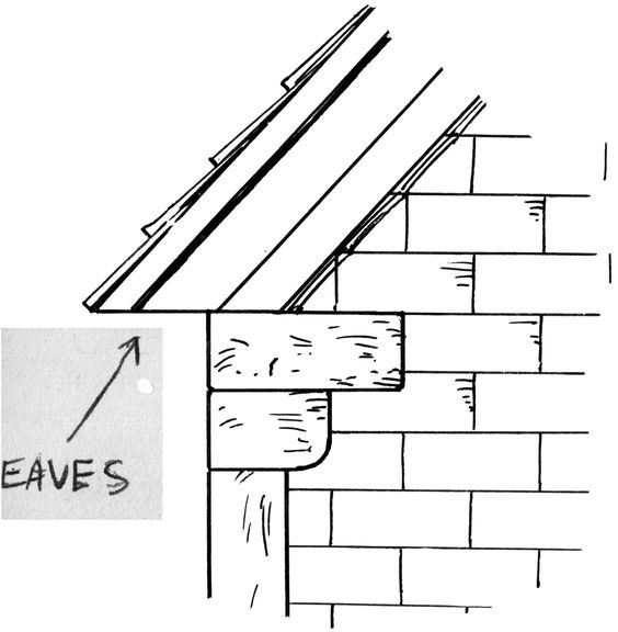 Roof Eave: Pinterest • The World's Catalog Of Ideas