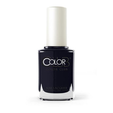 Color Club Nail Polish #835 Naughtycal Navy