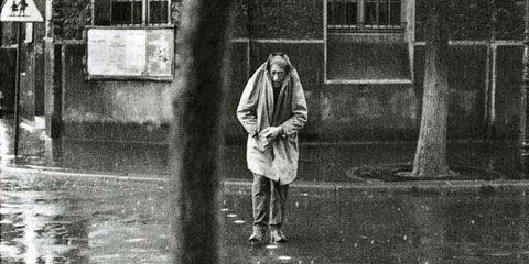 Giacometti par Cartier Bresson