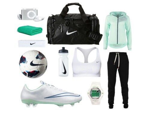 Never let a trend get in the way of creating a great outfit for yourself. #Soccer #Women