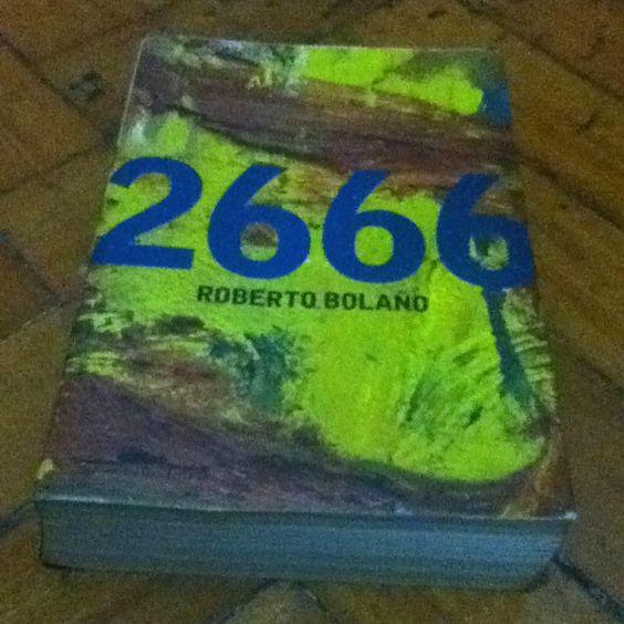 2666 - adorei esse livro.
