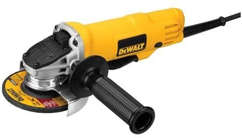 Dewalt Angle Grinder Tool 4 1 2 Inch Paddle Switch 7 Amp Dwe4012 In 2020 Best Treadmill For Home Recumbent Bike Workout Exercise Bikes
