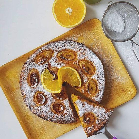 #ciastomarchewkowe od @siwa_oliwia 5 marchwi 100 g mąki gryczanej 4 jajka 2 łyżki miodu łyżka oleju kokosowego 1,5 łyżeczki proszku do pieczenia 2 łyżeczki cynamonu pokrojony banan miarka #whey100 @trecnutrition Marchewkę trzemy na tarce . Białka rozdzielamy od żółtek i ubijamy . Mieszamy z żółtkami. Dodajemy marchew, proszek do pieczenia, mąkę, potem olej, miód,cynamon, odżywkę. Formę smarujemy olejem. Pieczemy w 160-170 st ok 60 min #healthylifestyl #foodporn #zdrowo #fitness…