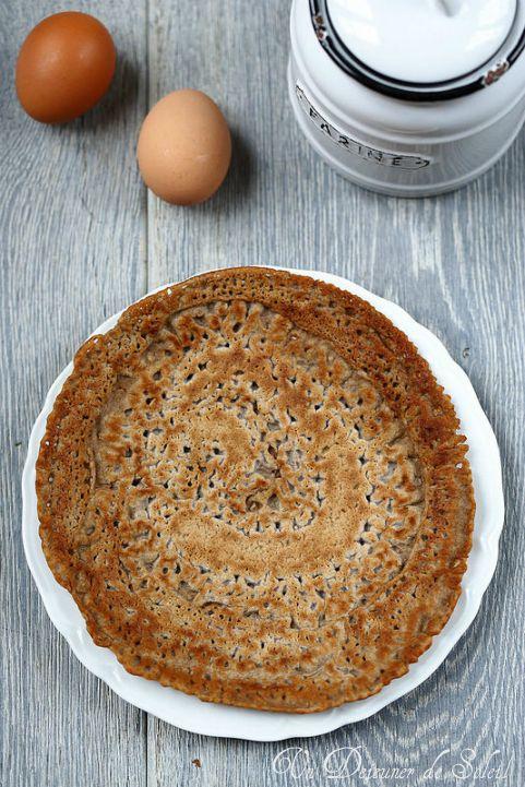 Galette de sarrasin (recette de base et astuces de cuisson)