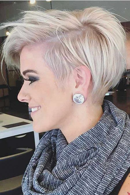 23 New Cute Hairstyles For Short Hair In 2020 Short Hairstyles For Thick Hair Stylish Short Haircuts Thick Hair Styles
