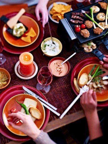 Wie mögen Sie Ihr Raclette-Pfännchen am liebsten - mit Tomate, Schinken oder Feige? 25 Ideen für einen köstlichen Abend.