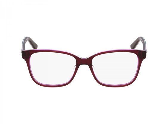 3ec44f1a319 Optical frame Guess Plastic Bordeaux - Purple (GU2506 066). Female style.  Frame
