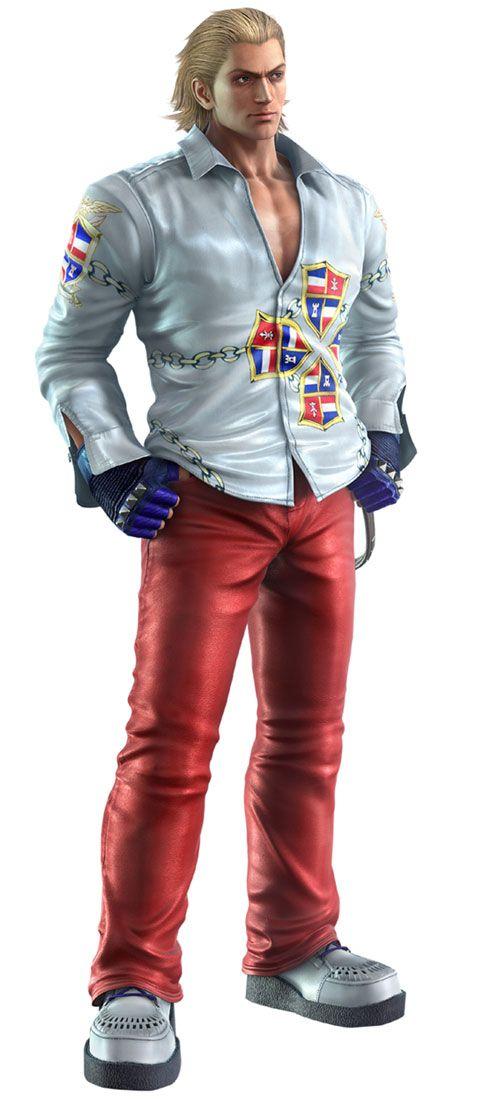 Tekken 6 Steve Fox Render Small