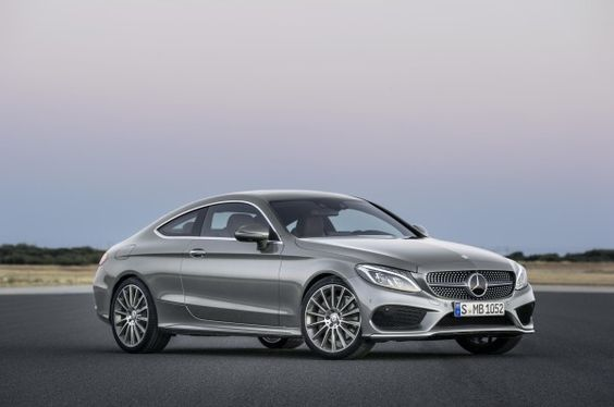 Mercedes-Benz C-Class Coupe Revealed #thatdope #sneakers #luxury #dope #fashion #trending