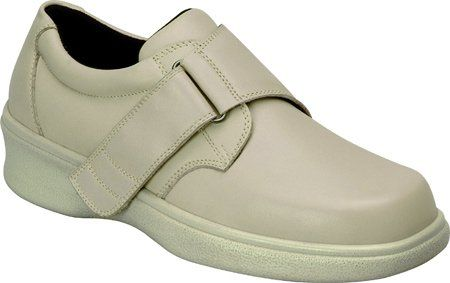 $128.95-$129.00 Orthofeet Women's 830 Arthritic Shoes,Bone Leather,7.5 XW -  http://www.amazon.com/dp/B00130SQW0/?tag=icypnt-20