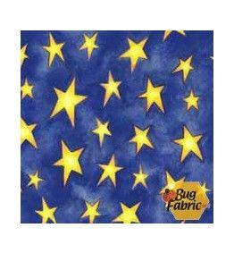 Story Time Rhyme: Stars Blue - Henry Glass 5909-77