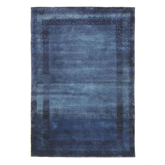 Eorc Hand-knotted Gabbeh Rug