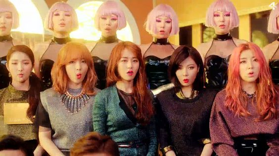"""New music video from 4minute #kpop #4minute """"Whatcha Doin Today."""""""