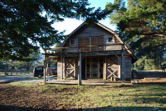 Lodge-Galpón, Ruta Kawellu-Co