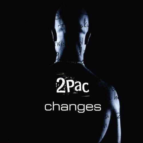 2Pac, Talent – Changes (single cover art)