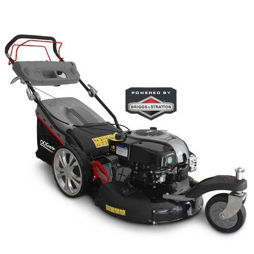 Benzin Rasenmaher Und Motorsense 55cm Briggs 750ex Series Rasen Motor Gartenarbeit