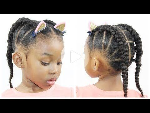 22+ Youtube coiffure petite fille inspiration