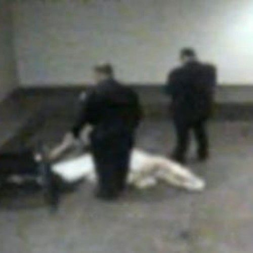 Video Released: Sickening Police Brutality Report of Cop Urinating on Disabled Man in Wheelchair