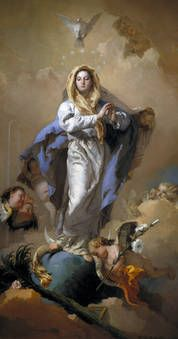 Tiepolo, Giambattista TitleThe Immaculate Conception