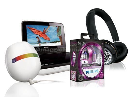 100 domande, 100 premi Philips - http://www.omaggiomania.com/concorsi-a-premi/100-domande-100-premi-philips/