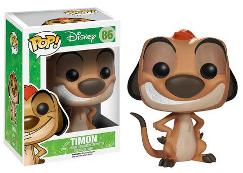 Pop! Disney: The Lion King - Timon | Funko: