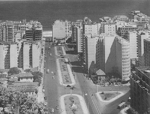 Av. Princesa Isabel, Copacabana