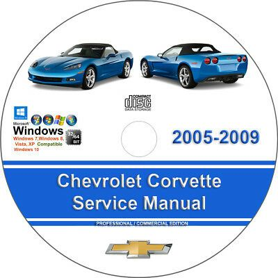 Advertisement Ebay Chevrolet Corvette 2005 2006 2007 2008 2009 Factory Service Repair Manual In 2020 Chevrolet Corvette Chevrolet Captiva Corvette 2005