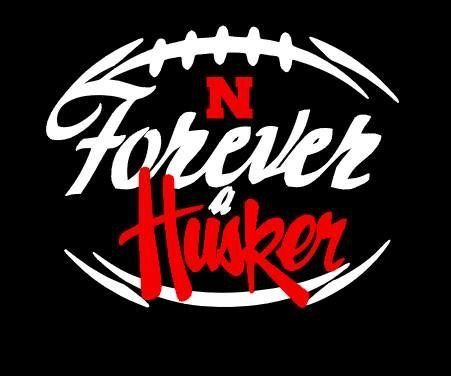herbie husker coloring page - love this team forever and ever nebraska cornhuskers