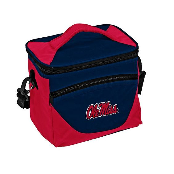 Logo Brand Ole Miss Rebels Halftime Lunch Cooler, Multicolor