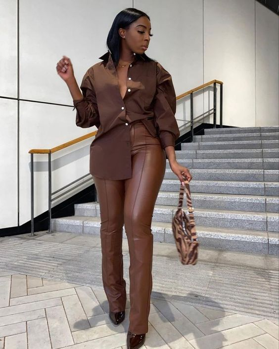 How To Style The Color Brown In 7 Ways