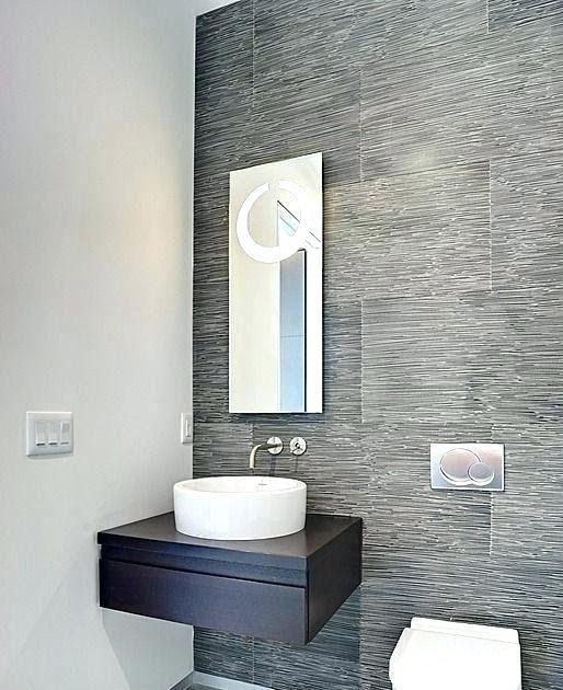 Half Bathroom Ideas Botmamdaunanh Info Modern Minimalist Half Bath Decorating Ideas With Small Astound In 2020 Minimalist Toilets Half Bathroom Decor Modern Bathroom