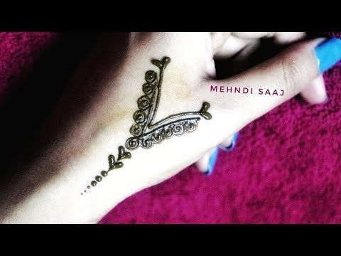 3 Different V Tattoos How To Make Beautiful V Letter Tattoo