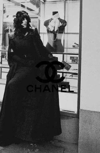 Chanel Fall Ad