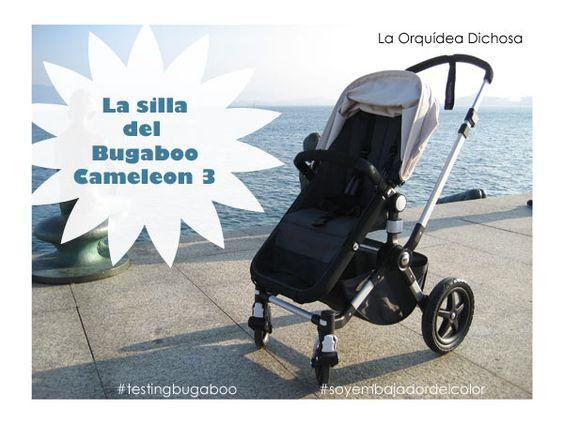 La silla del Bugaboo Cameleon 3 #testingbugaboo #soyembajadordelcolor | MAMÁ Orquídea Dichosa blog