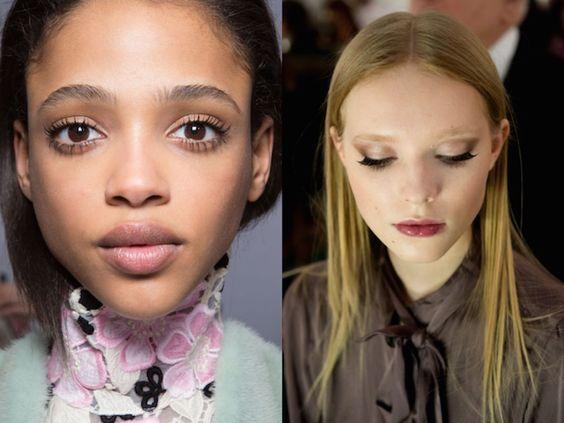Melhores tendências de maquiagem - inverno 2015 http://www.phdemseilaoque.com/2015/05/5-melhores-tendencias-de-maquiagem.html