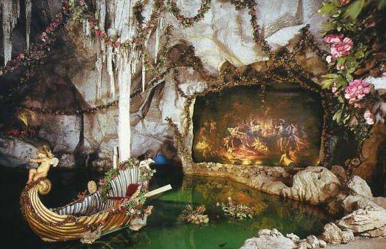 Venus Grotto At Linderhof Palace Linderhof Palace Art Inspiration Beautiful Locations