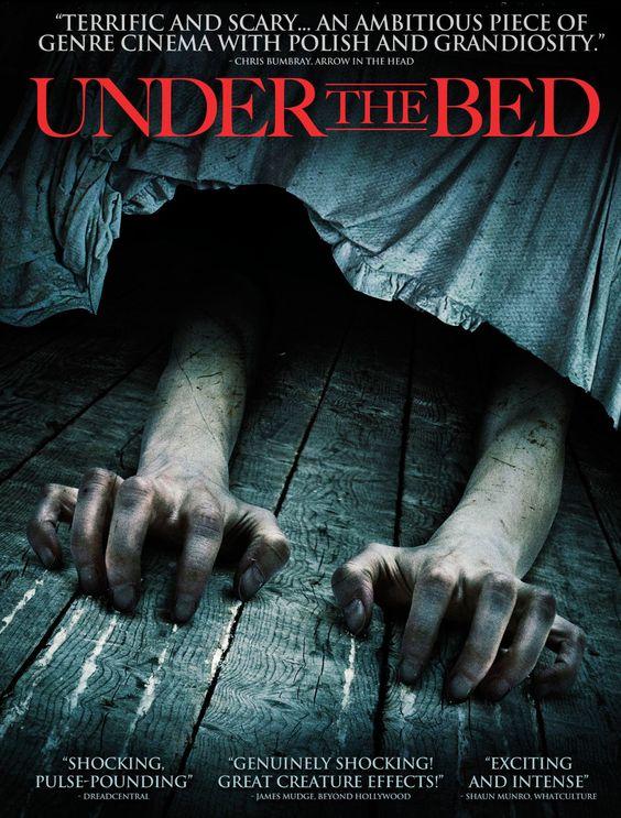 """Horror Movie Marathon! Watch Now """"Under the Bed"""" Now Showing at: http://www.besthorrormovielist.com/watchnow.php"""