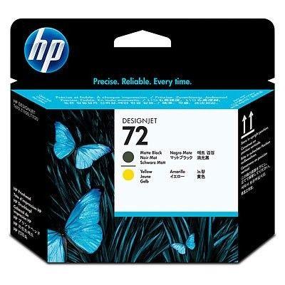 HP CABEZAL INYECCION TINTA NEGRO 72 T610/770