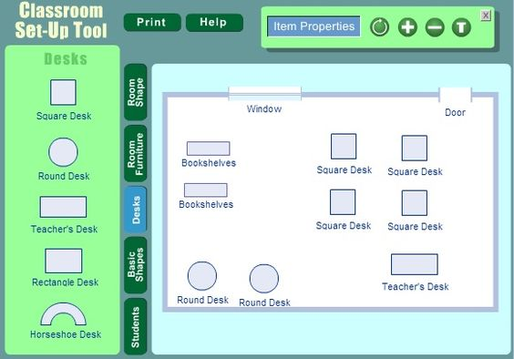 Classroom Design Tools ~ Class tools your design and layout on pinterest