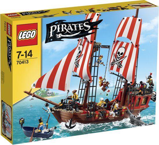 Piratenboot inclusief 5 Piraten   Ridders & Piraten   Leuk