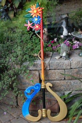 Tutorial: Kairi's Keyblade