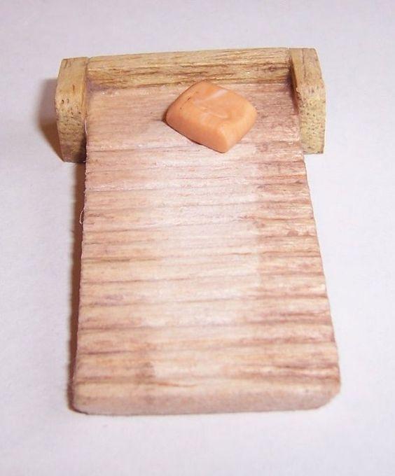 Tabla de madera para lavar la ropa