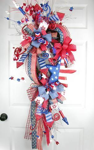 Custom Patriotic Delyla Blackburn